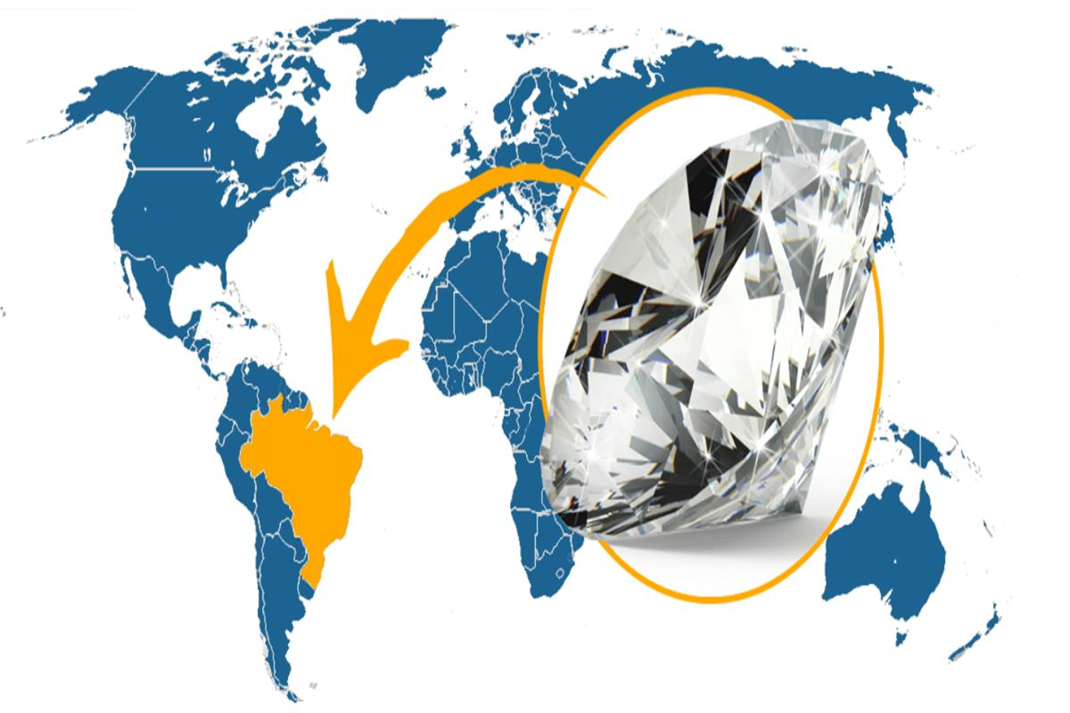 Discovery and Origin of Diamonds