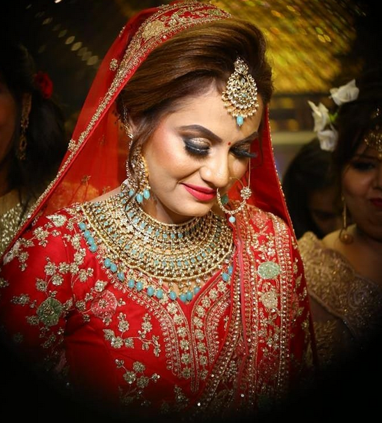 Perfect Look for Bride